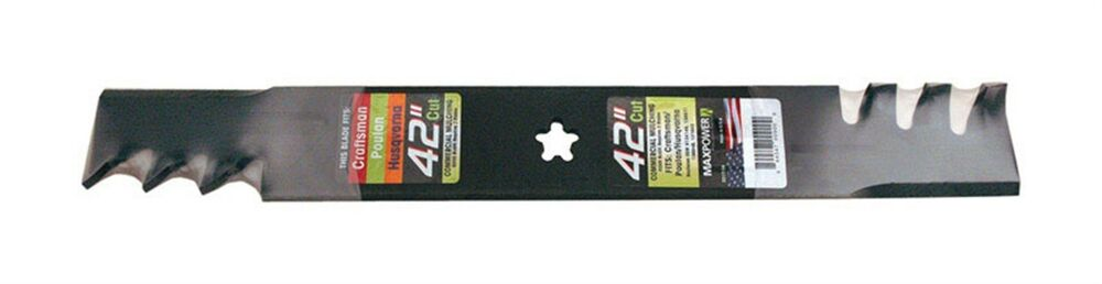 MaxPower 21 in. L Lawn Mower Blade