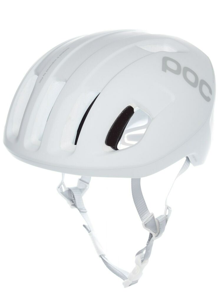 POC Hydrogen White Matte  Ventral Spin Cycling Helmet