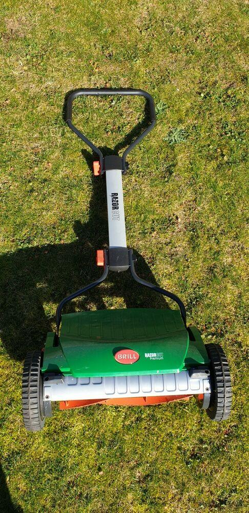 Push Lawn Mower Brill RazorCut Premium 38 Cylinder AL-KO -