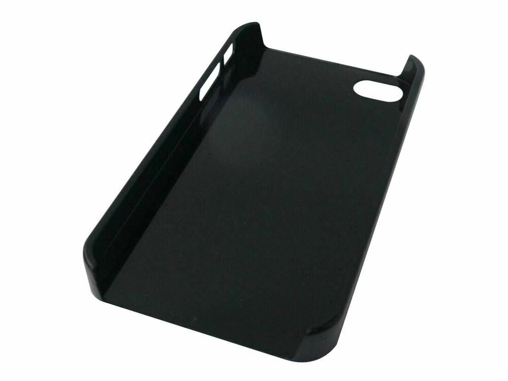 Sandberg Hard Back Case (Black) for iPhone 4