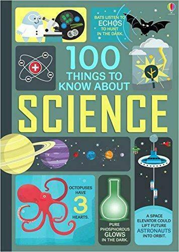 100 Things to Know About Science, Very Good Condition Book,