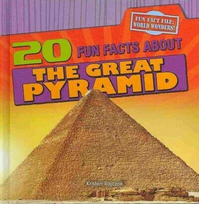 20 Fun Facts About the Great Pyramid, Library by Rajczak,