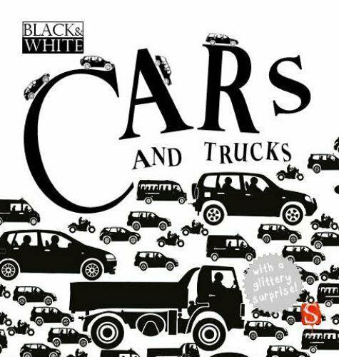Black & White Cars And Trucks by David Stewart