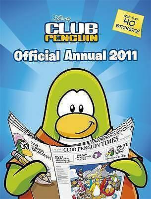 Club Penguin: The Official Annual , Sunbird, Good Book