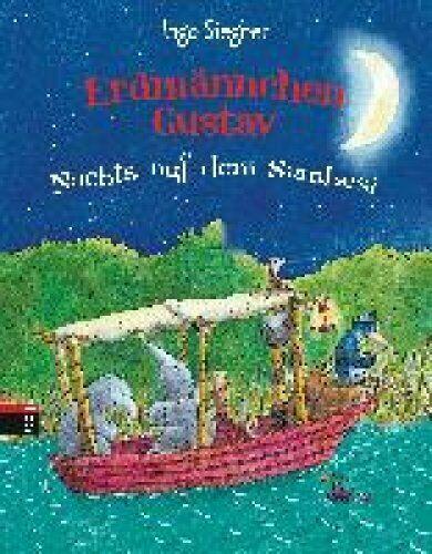 Erdmännchen Gustav - Nachts auf dem Sambesi by Ingo Siegner