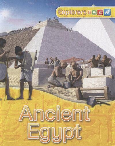 Explorers: Ancient Egypt by Jinny Johnson (Hardback)