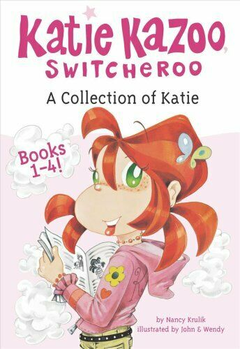 Katie Kazoo, Switcheroo A Collection of Katie Books 1-4