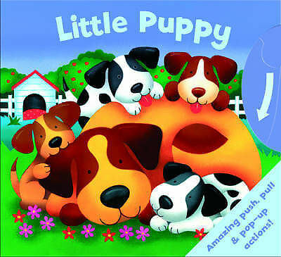 Little Puppy (Touch and Feel 2), unknown, Good Book