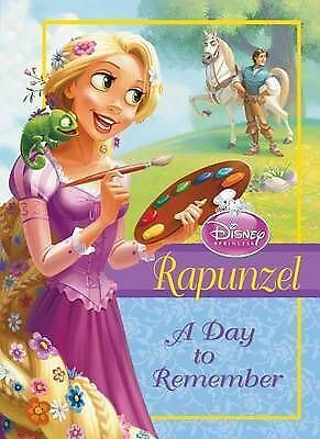 Rapunzel: A Day to Remember by Helen Perelman (Hardback,