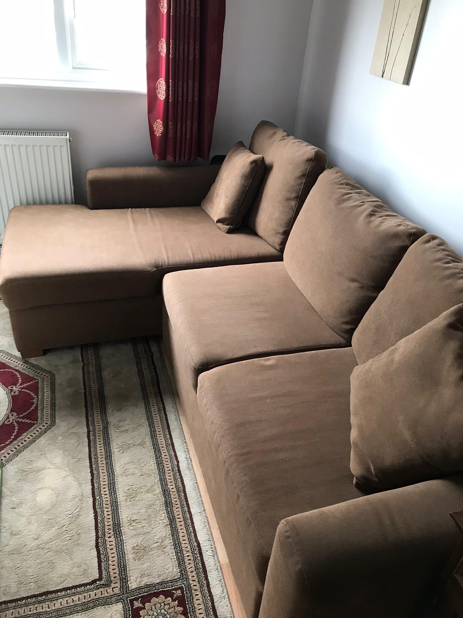 New Corner Sofa Bed Mickey Any Fabric London Posot Class
