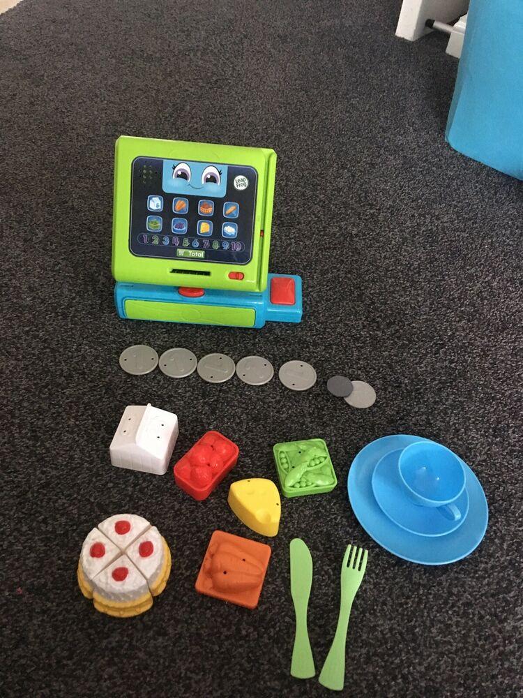 LeapFrog  Count Along Cash Register Toy