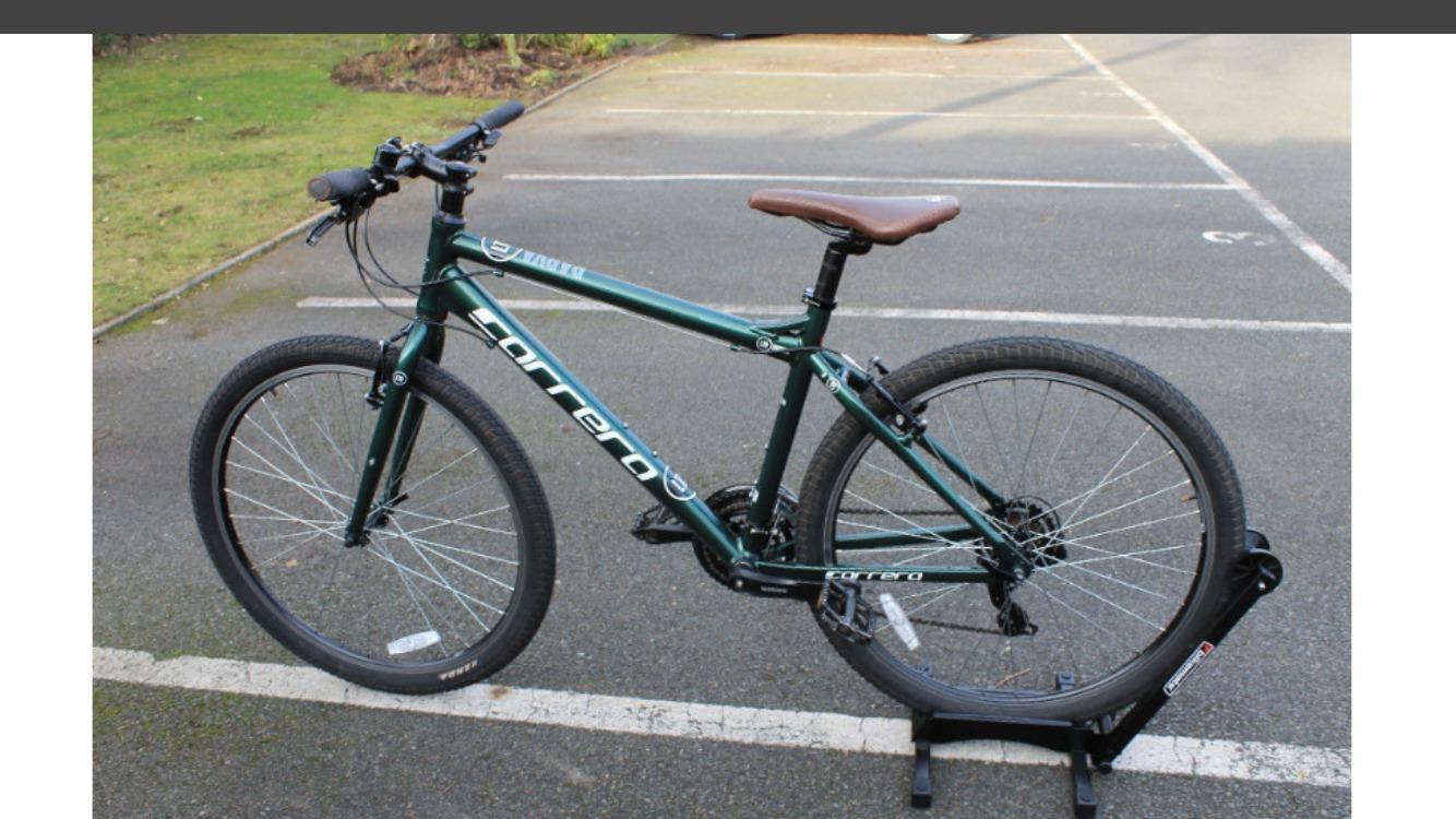 Limited edition carrera parva 275 mountain bike | Posot Class