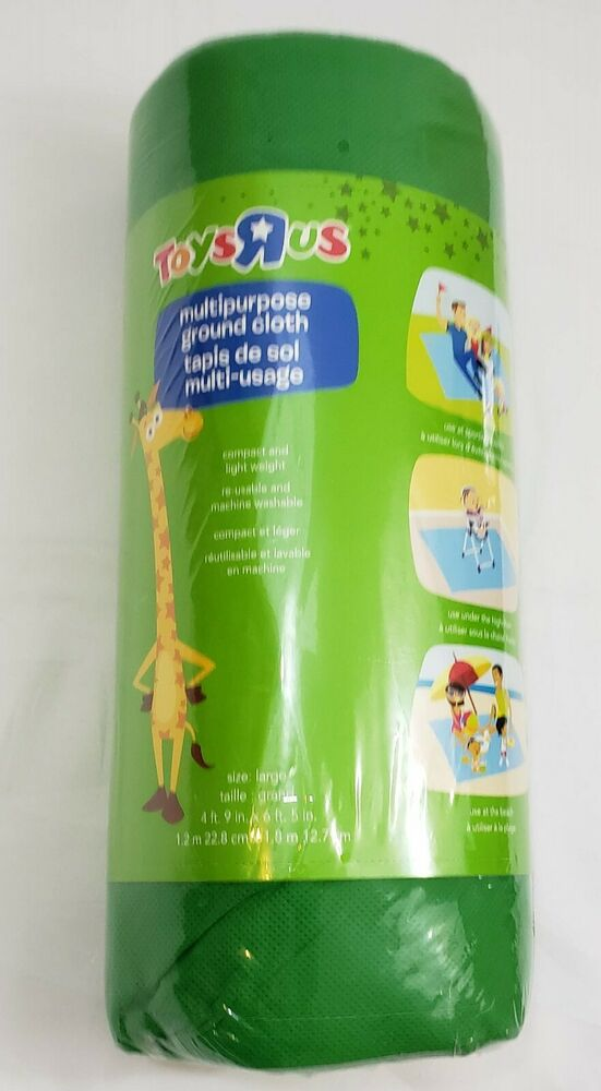 Toys R Us Multipurpose Groud Cloth Large Picnic Beach