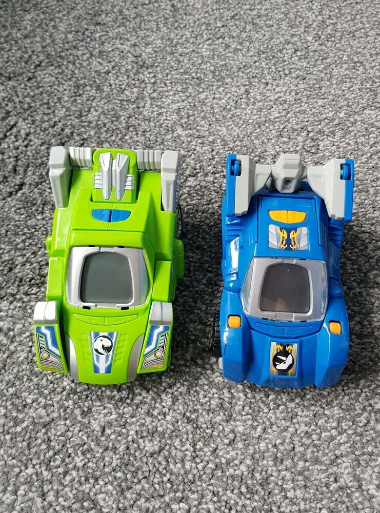 VTECH SWITCH AND GO DINOS HORNS THE TRICERATOPS and DINOS