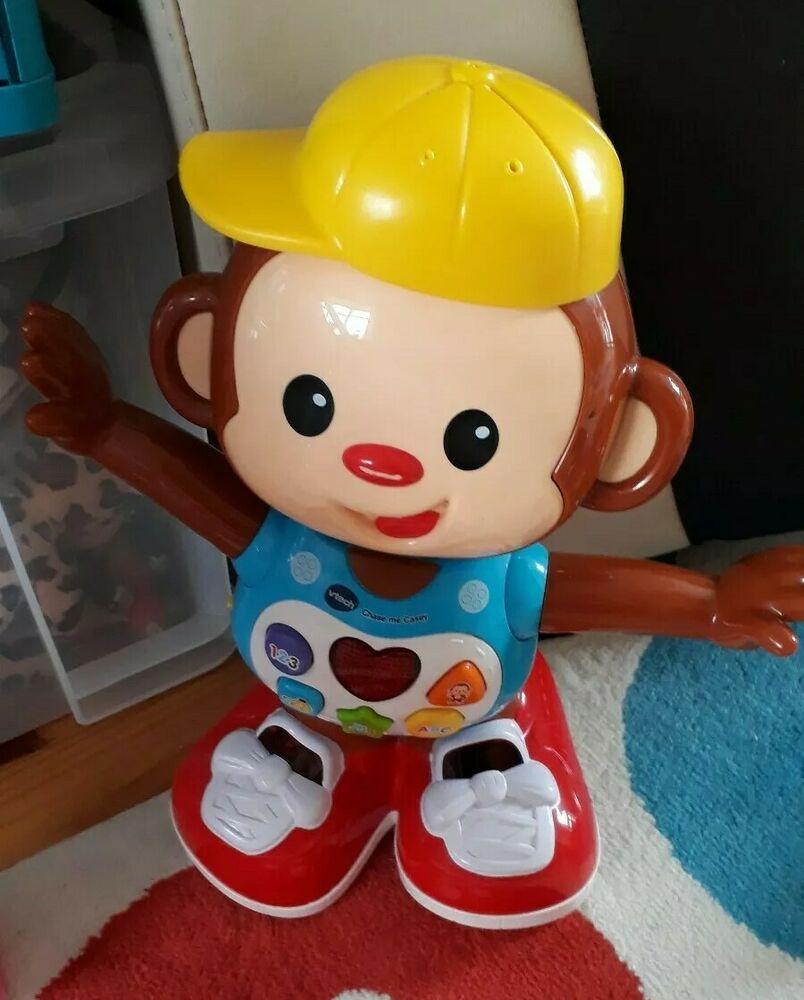 VTech Chase Me Casey Toy Monkey