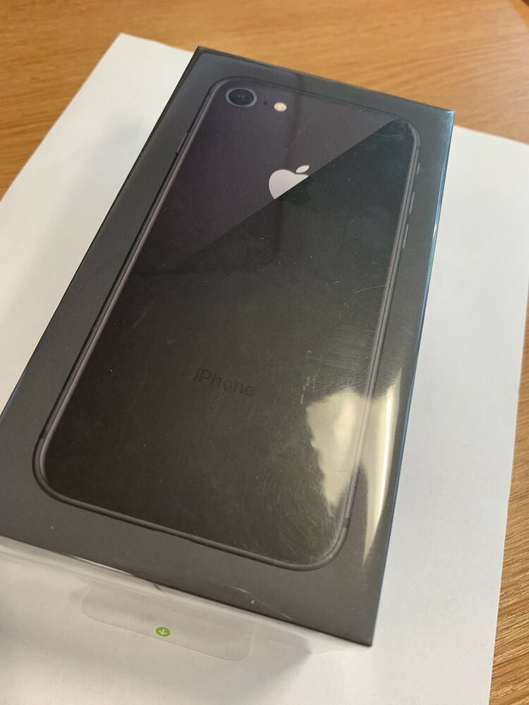 Apple iPhone 8 - 64GB - Space Grey Unlocked Sealed BRAND NEW