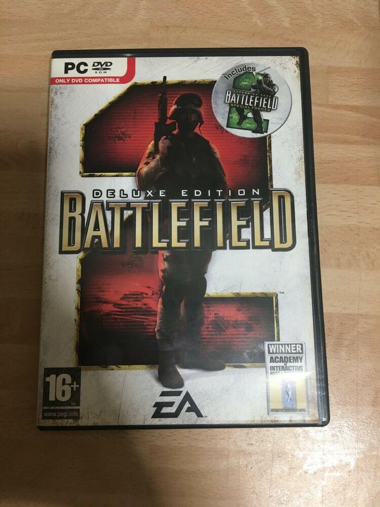 Battlefield 2 (Deluxe Edition) (PC: Windows, )