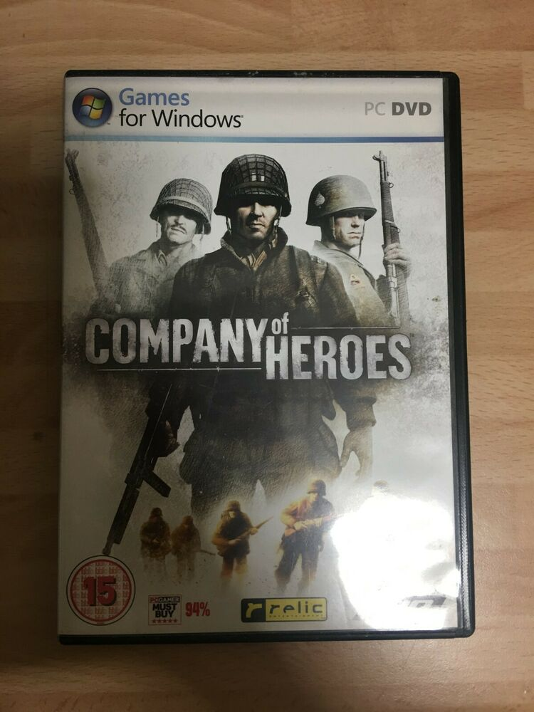 Company of Heroes (PC: Windows, ) - European Version