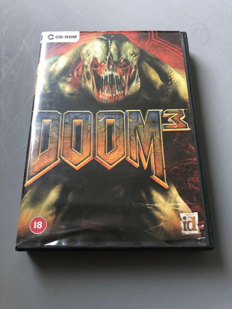 Doom 3: Resurrection of Evil (PC: Windows, ) - European
