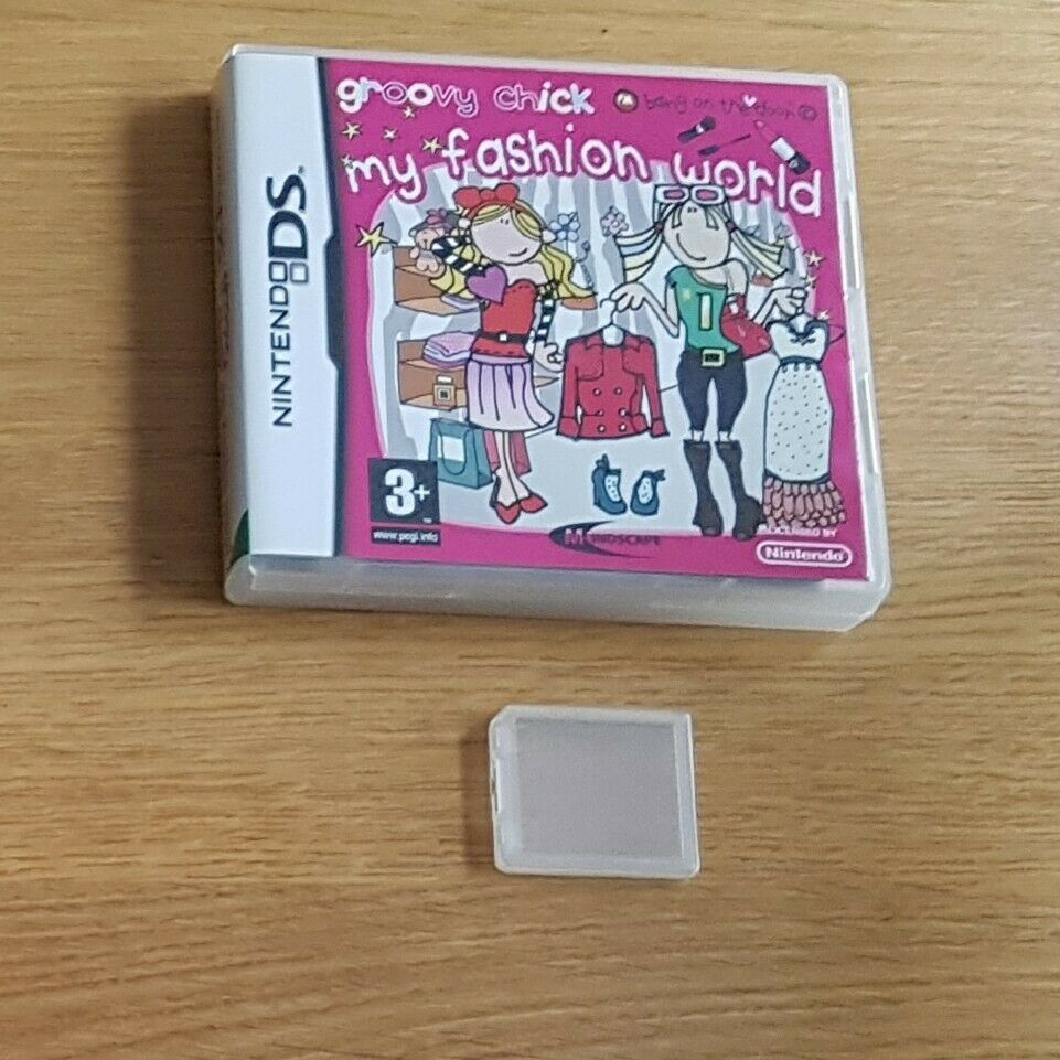 Groovy Chick- My Fashion World: Nintendo DS