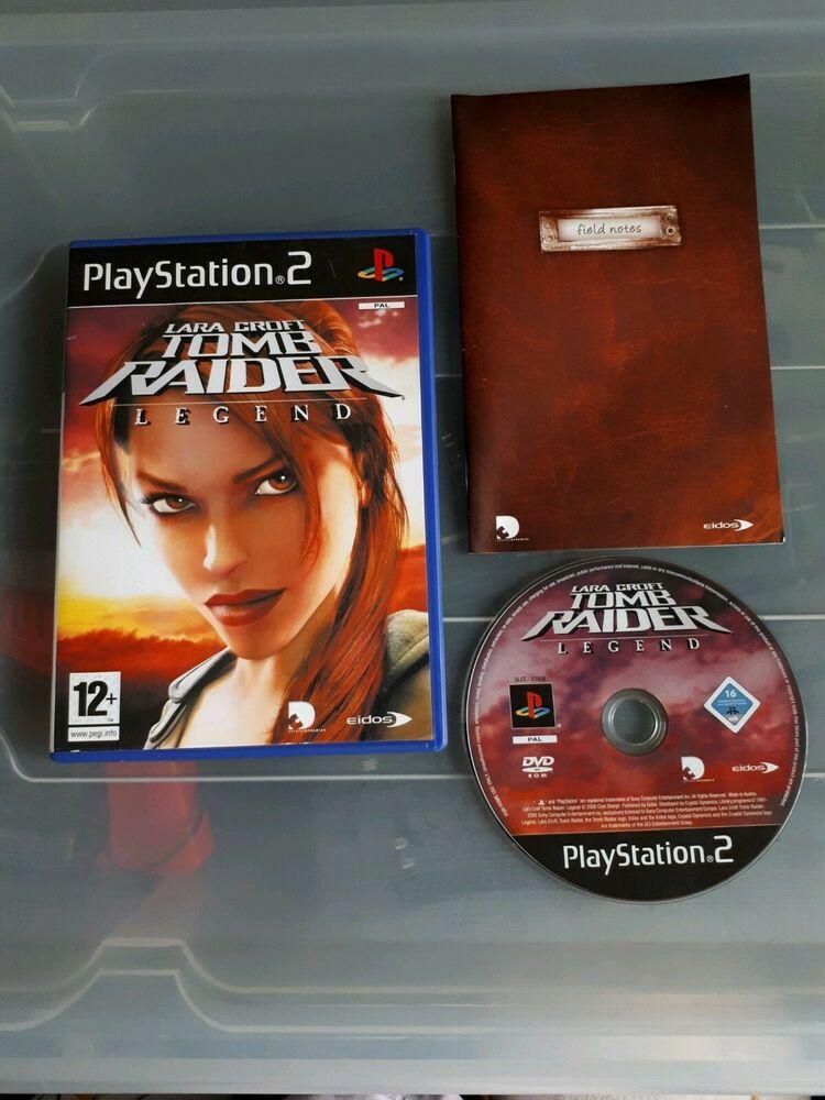 Lara Croft Tomb Raider: Legend (Sony PlayStation )