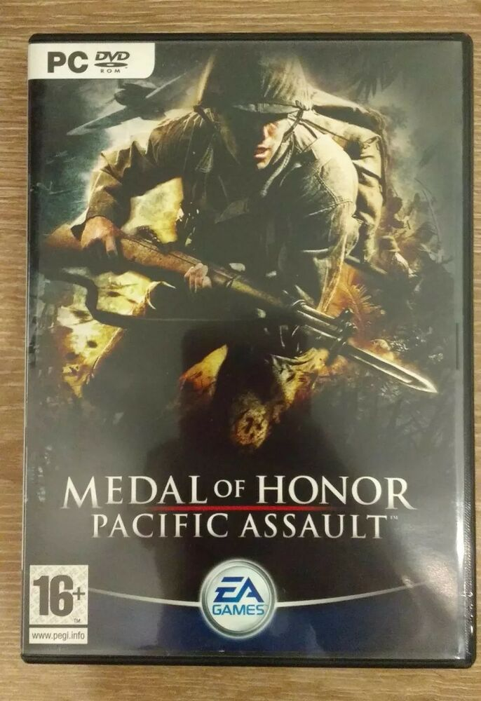 Medal of Honor: Pacific Assault (PC: Windows, ) -