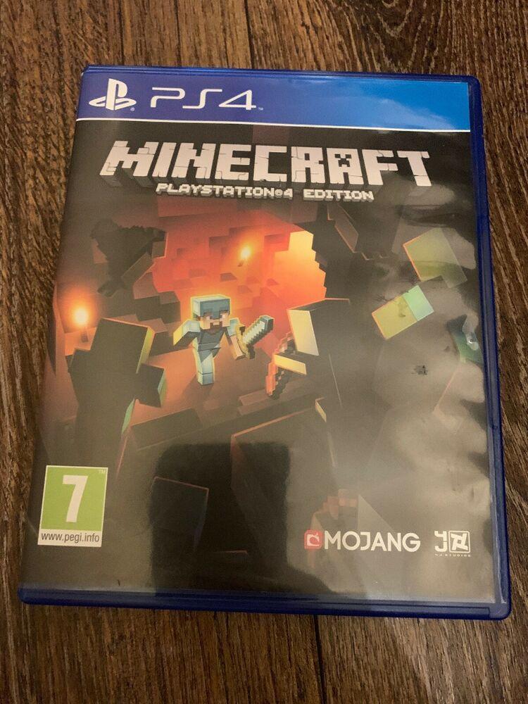 Minecraft: PlayStation 4 Edition (Sony PlayStation )