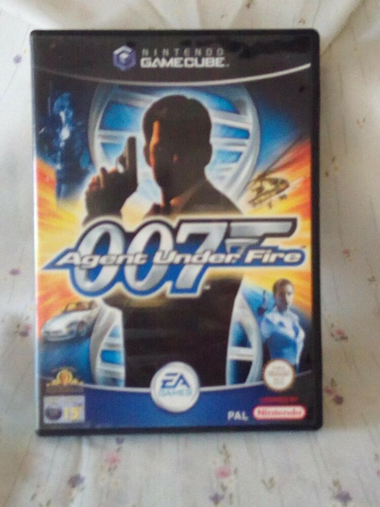 Nintendo GameCube James Bond 007: Agent Under Fire
