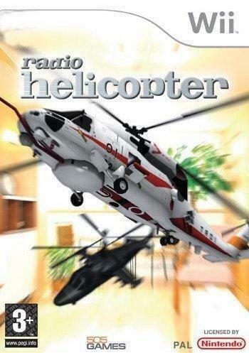 Radio Helicopter (Wii), Good Nintendo Wii, Nintendo Wii