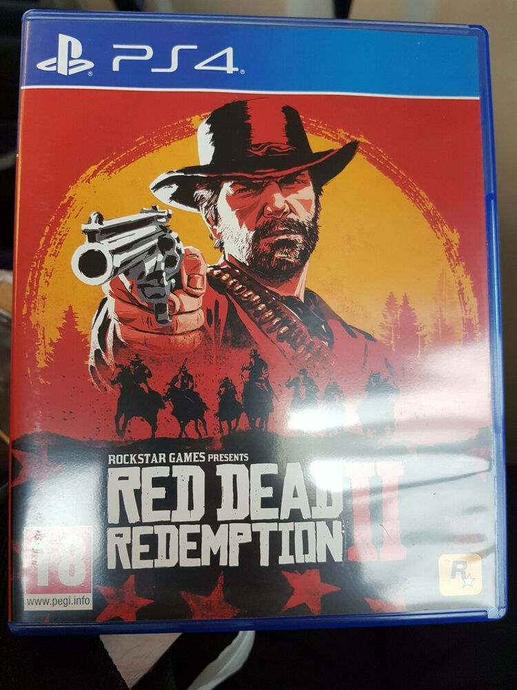 Red Dead Redemption 2 (Sony PlayStation ) USED with