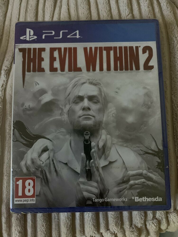 The Evil Within 2 New And Sealed (Sony PlayStation )