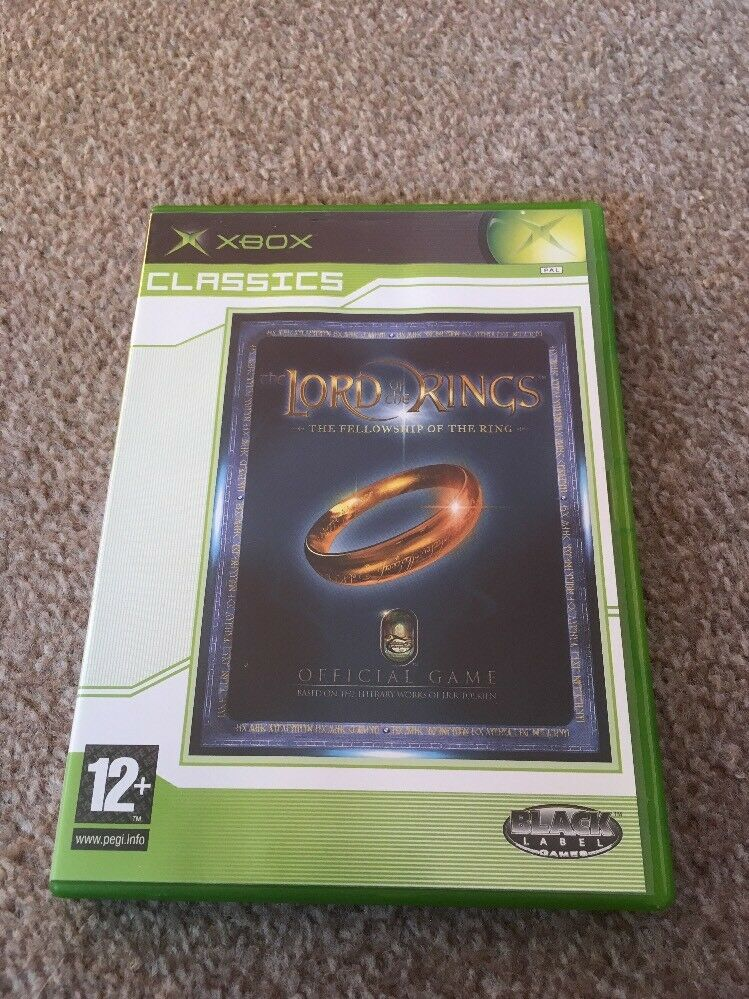 The Lord of the Rings:The Fellowship of the Ring (Microsoft