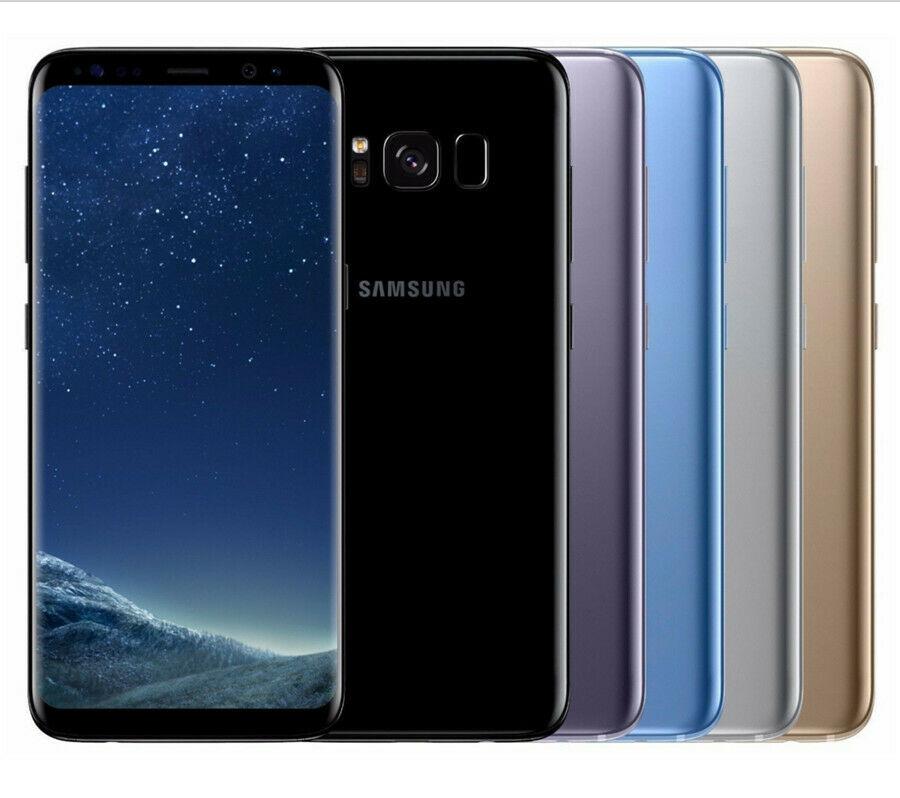 "5.8"" S8 SM-G950U Verizon Samsung Galaxy 64GB T-Mobile"
