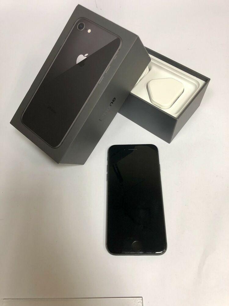 Apple iPhone 8 64GB Smartphone - Space Grey (Unlocked)