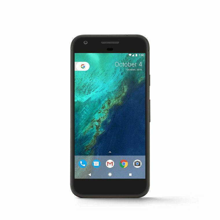 Google Pixel - 128GB - Black (Unlocked) Smartphone Grade B