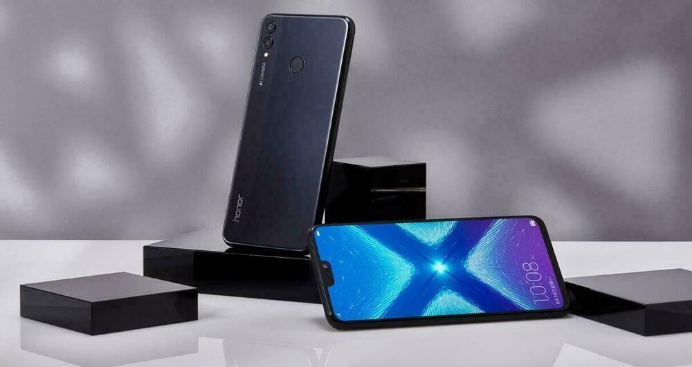 Huawei Honor 8X Dual SIM 6GB RAM 64GB 128GB Smartphone 4G