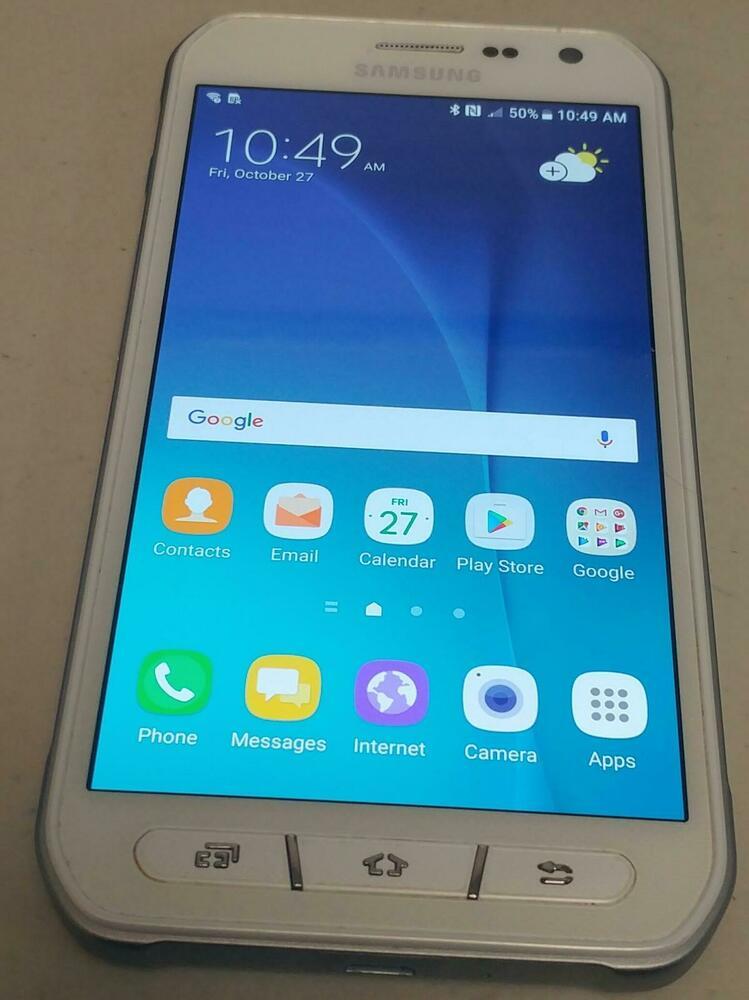 Samsung Galaxy S6 Active G890A AT&T Unlocked Smartphone