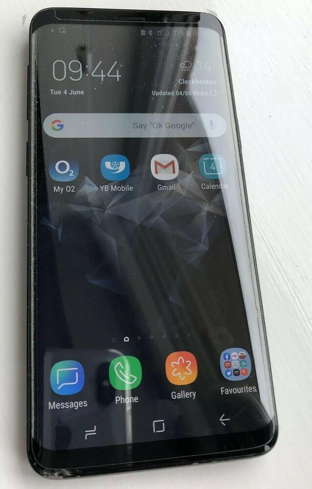 Samsung SM-G960F Galaxy S9 4GB RAM 64GB ROM Unlocked