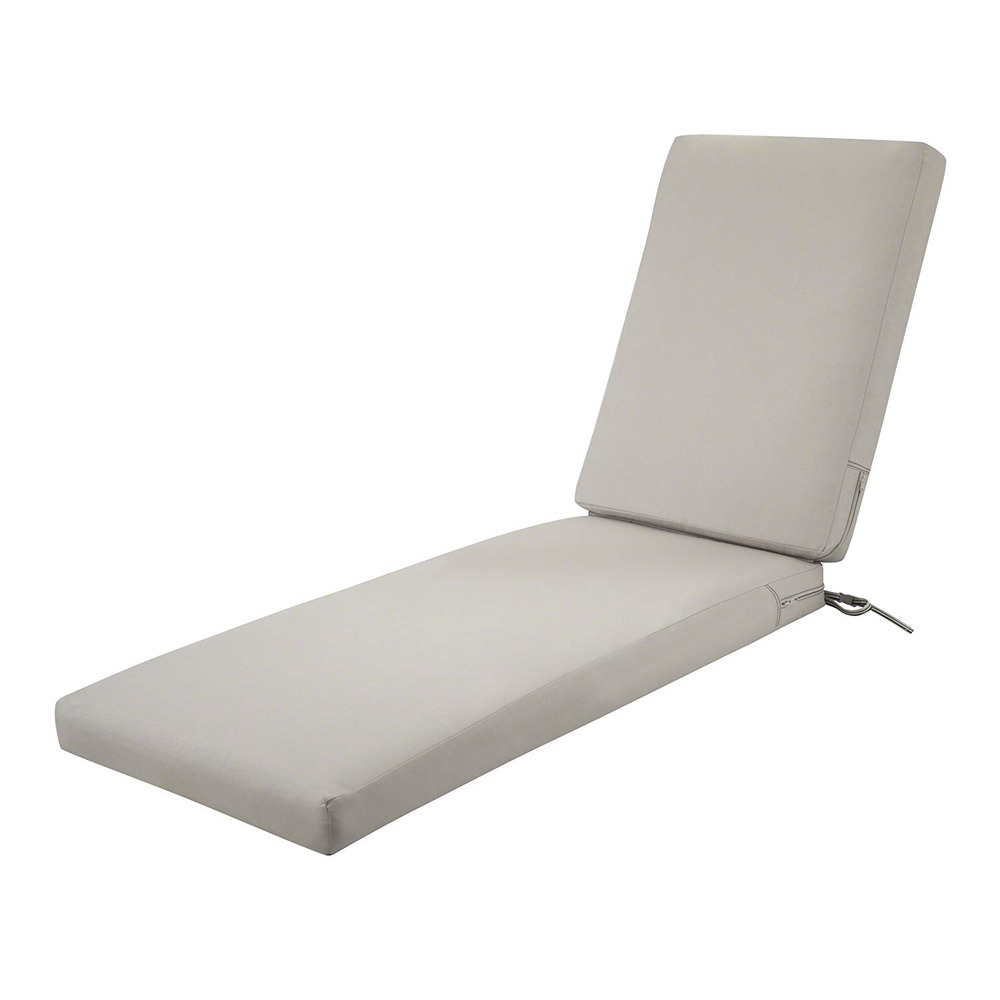 Classic Accessories Ravenna Outdoor Patio Chaise Lounge