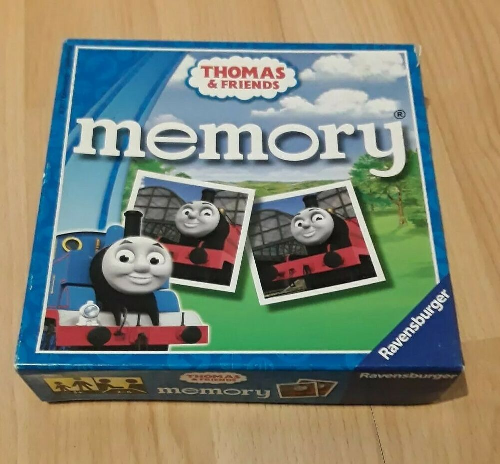 Classic THOMAS & FRIENDS Memory Game by Ravensburger