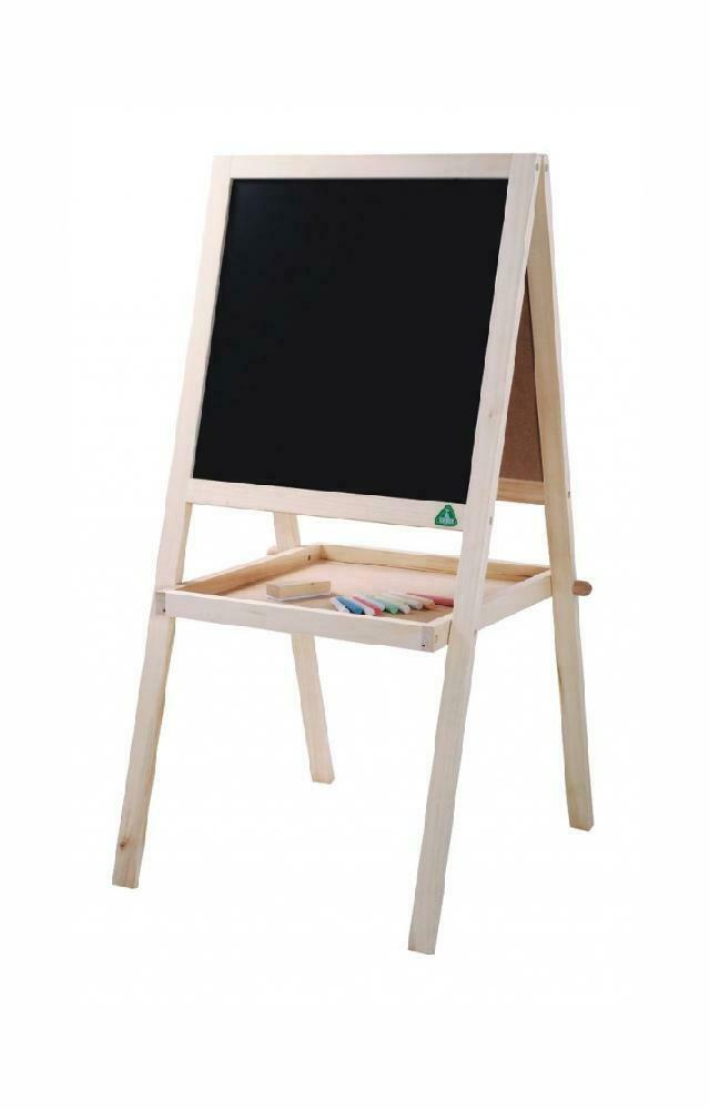 Early Learning Centre Figurines (Wooden Easel) Wood Easel