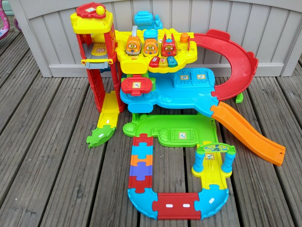 VTech Baby Toot-Toot Drivers Garage Activity Toy For Ages