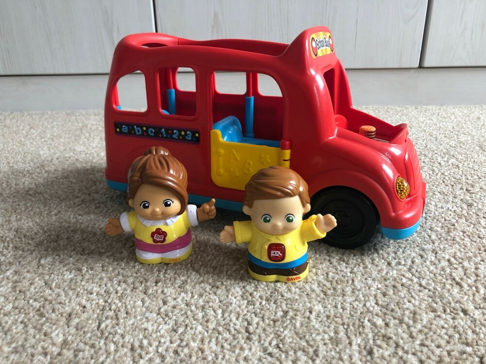 Vtech Toot Toot Friends Learning Wheels School Bus