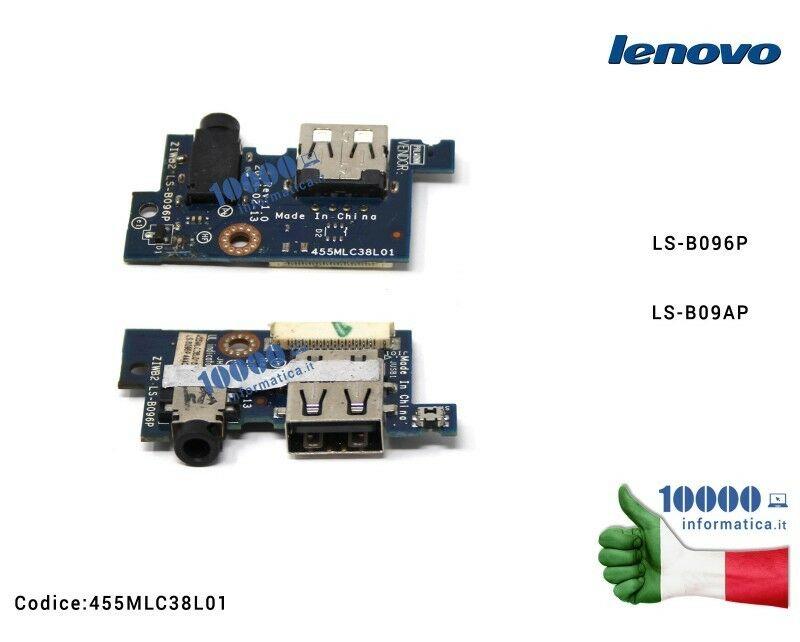 USB Board Lenovo Ideapad 305 B B B B