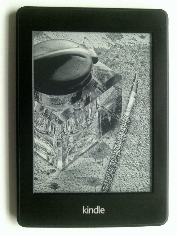 "Amazon Kindle Paperwhite (6th Generation) 2GB, Wi-Fi, 6""."