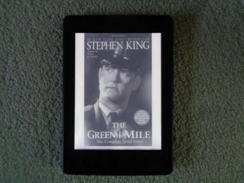 Amazon Kindle Paperwhite GB Wi-fi E Reader with