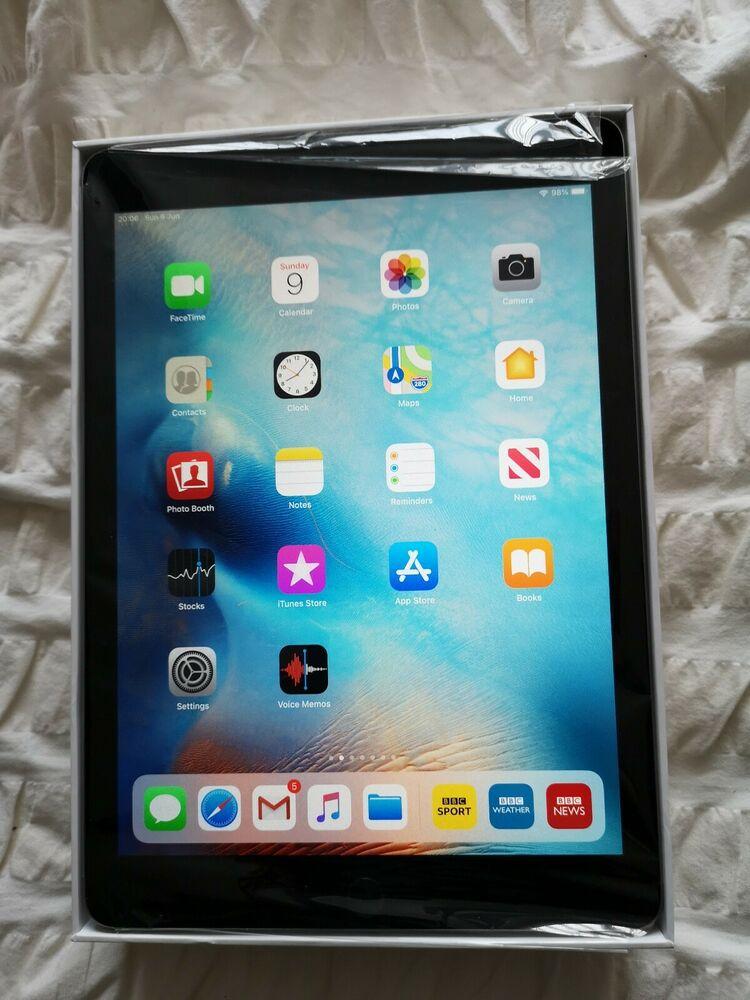 Apple MGKL2B/A iPad Air 2 9.7 inch 64GB Wi-Fi - Space Grey