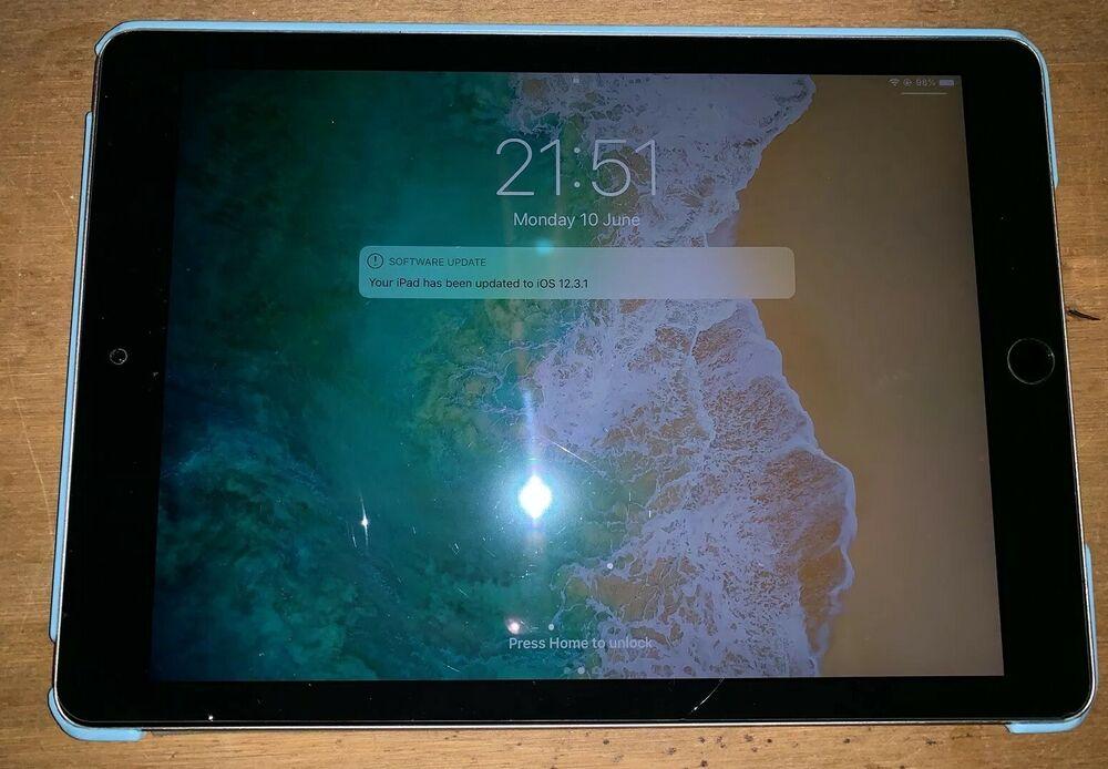 Apple iPad Air GB, Wi-Fi, 9.7in - Space Grey