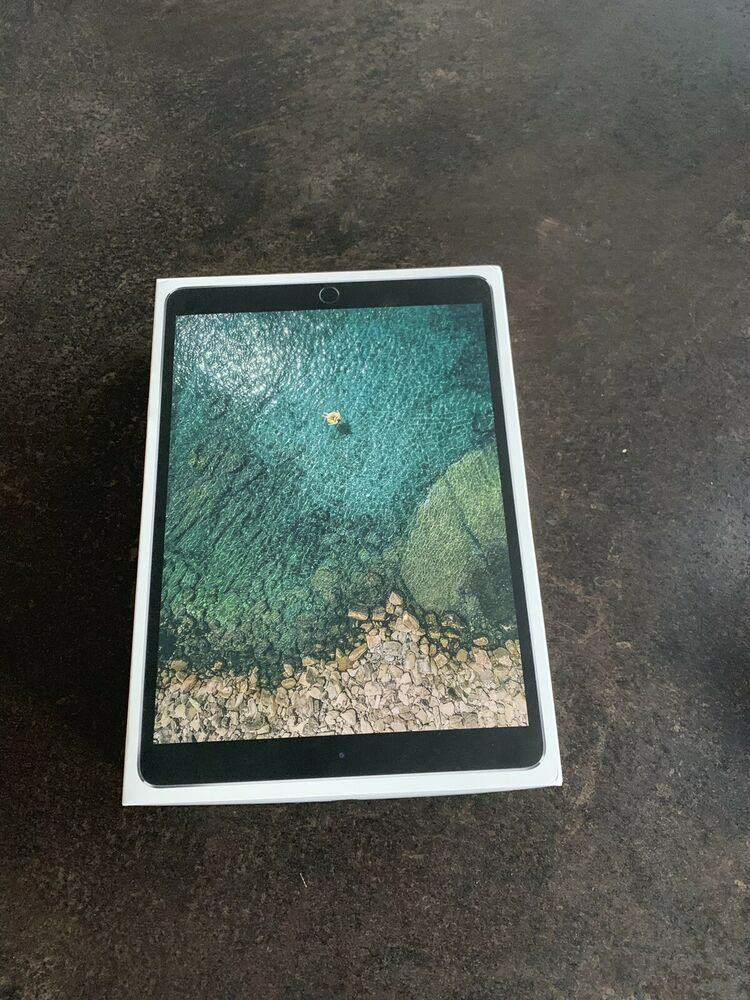 Apple iPad Pro 2nd Gen. 256GB, Cellular 4G And Wi-Fi, 10.5in