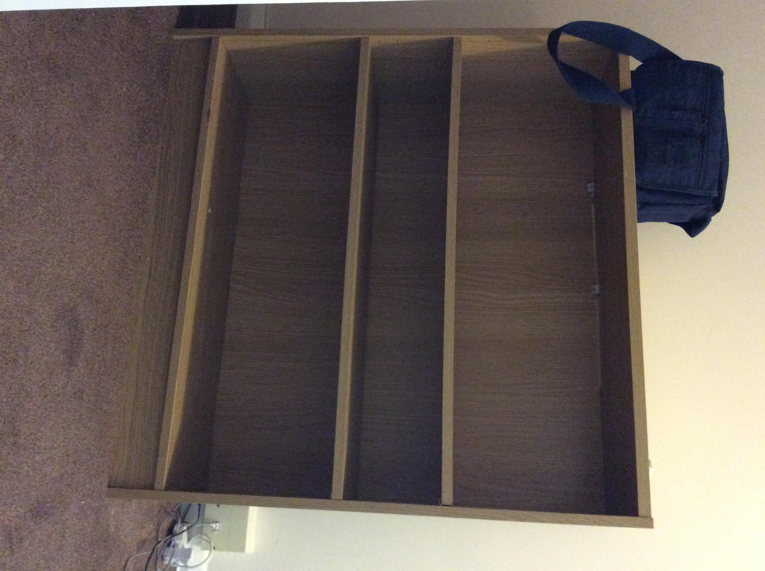 """Bookcase 32"""" long x 9 1/2"""" wide x 31"""" high"""